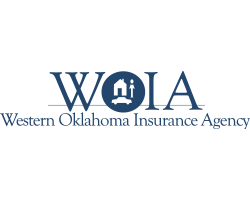 Western Oklahoma Insurance Agency logo for mobile